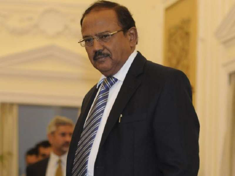 Taliban: Ajit Doval visits Afghanistan as Quadrilateral group meets in Muscat
