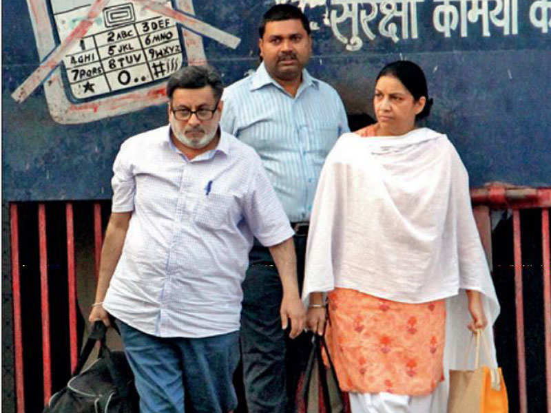 'All Rajesh Talwar wanted is to clear Aarushi's name' - Times of India