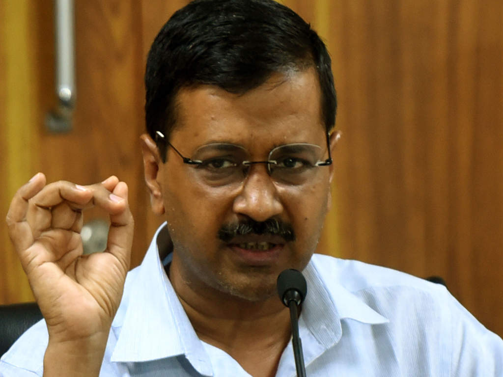 90 per cent of IAS officers do not work, so development stuck: Delhi CM - Times of India