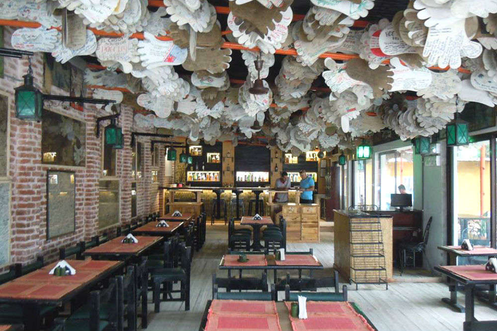 This restaurant visited by Edmund Hillary is dedicated to Everest expeditions