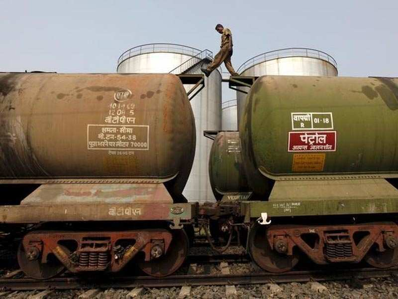 Newest outpost for US crude exports: India - Times of India
