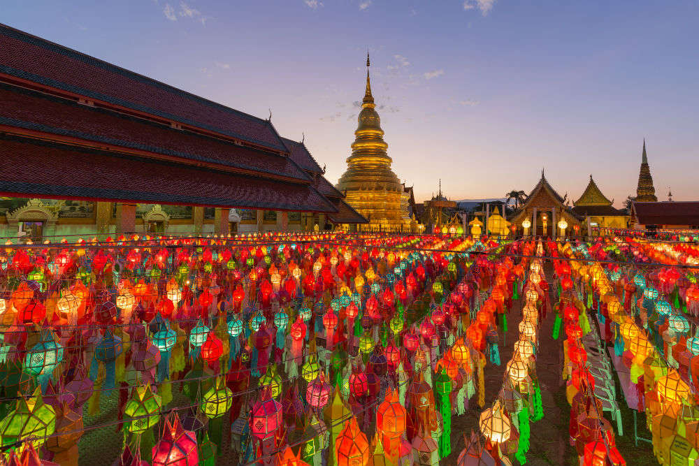 Thai Lantern Festival 2017 to be celebrated on November 3