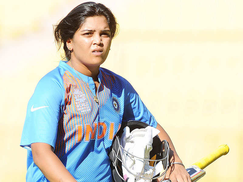World Cup stars Veda, Dipti close to securing Big Bash deals - Times of India