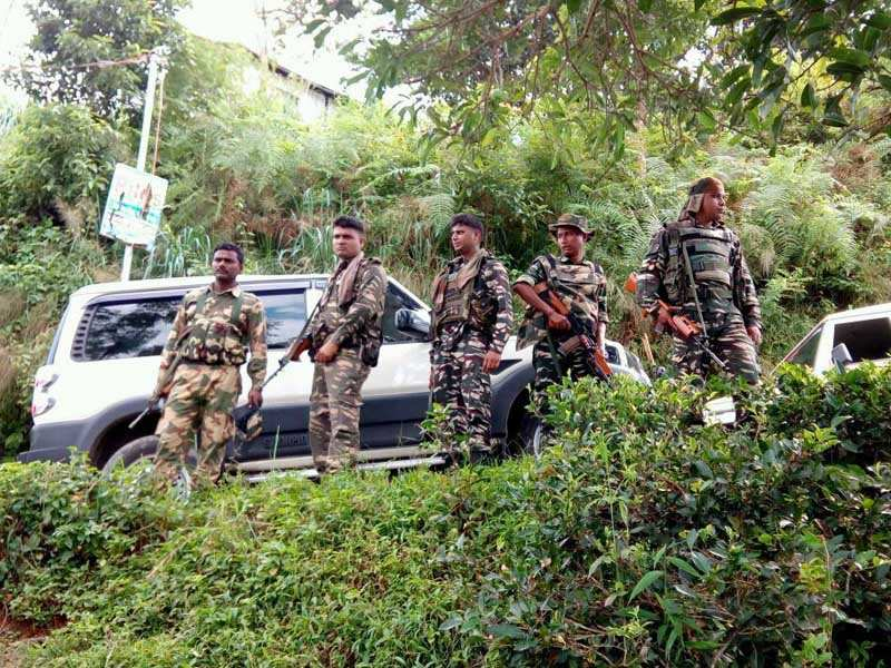 MHA: Amid Darjeeling row, Union home ministry tells states 'Central forces can't substitute state police'