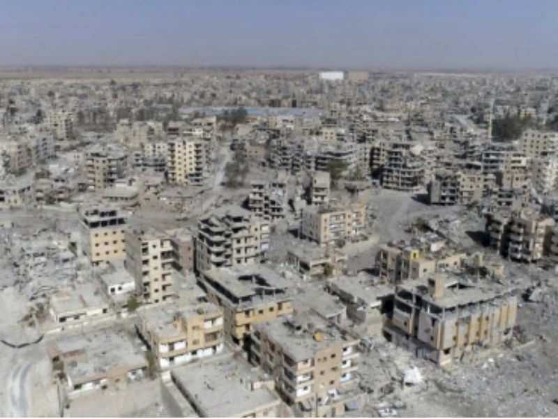Foreigners who joined IS faced almost certain death in Raqqa - Times of India