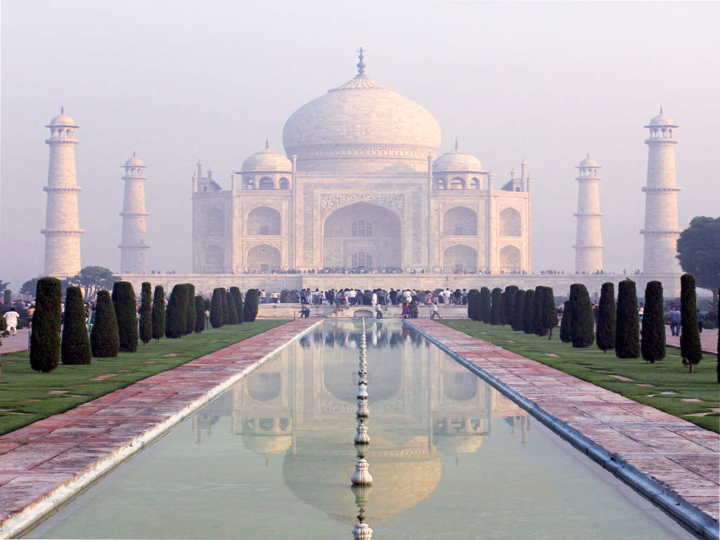 Taj Mahal is not a place for worship but just a beautiful building: UP minister - Times of India