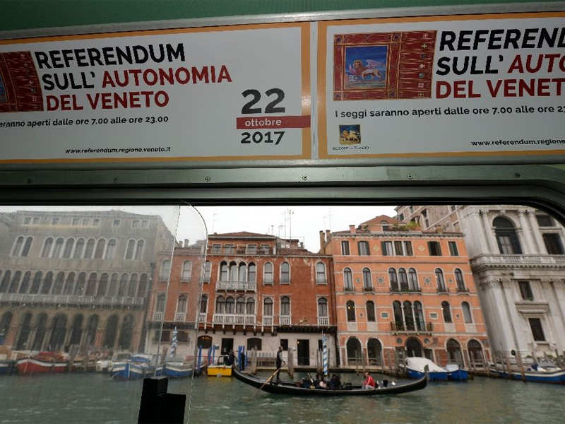 Italy regions back 'big bang' autonomy - Times of India