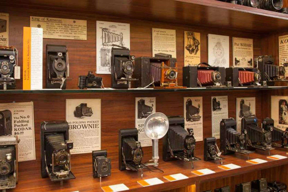 Get ready for the country's first vintage camera museum