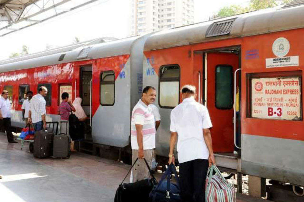Unconfirmed Rajdhani seat will soon get you a ticket to Air India flight!