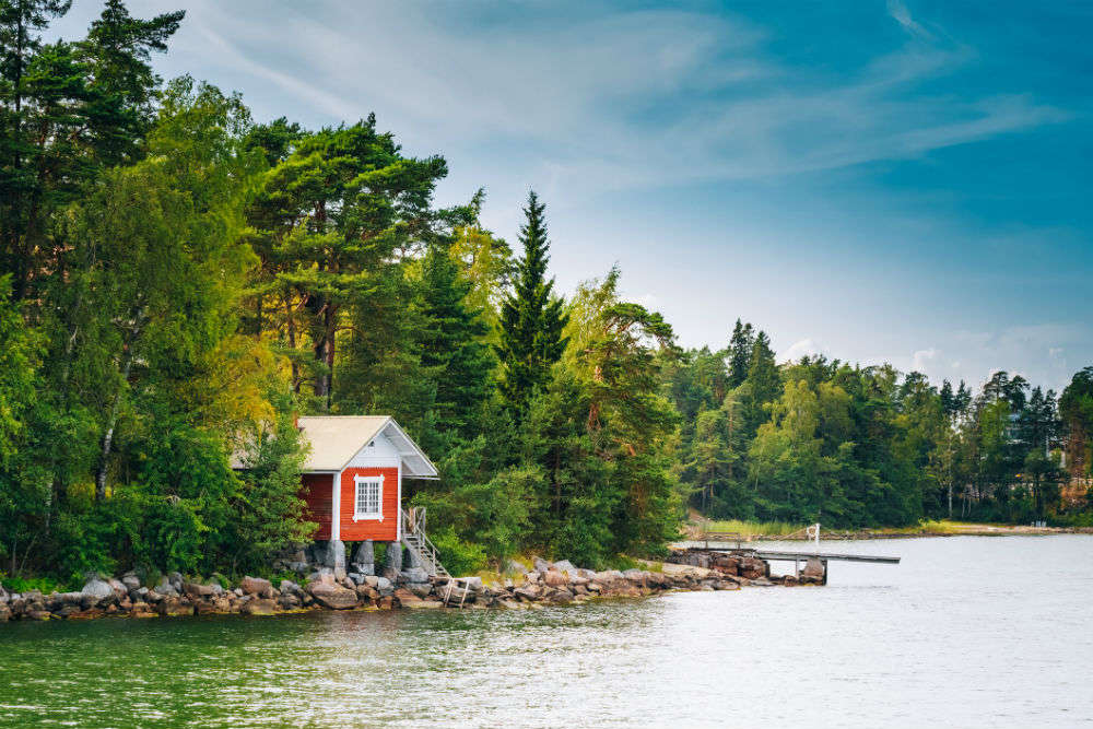 Unravelling Finland – a land of thousand lakes