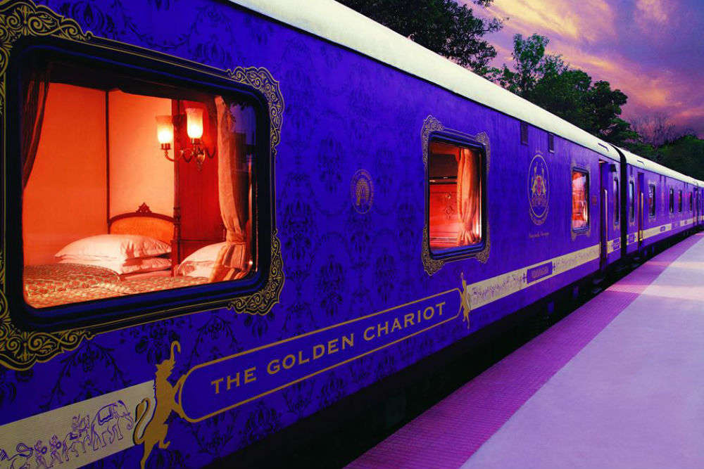 Luxury trains in India: the best trains to get on board!