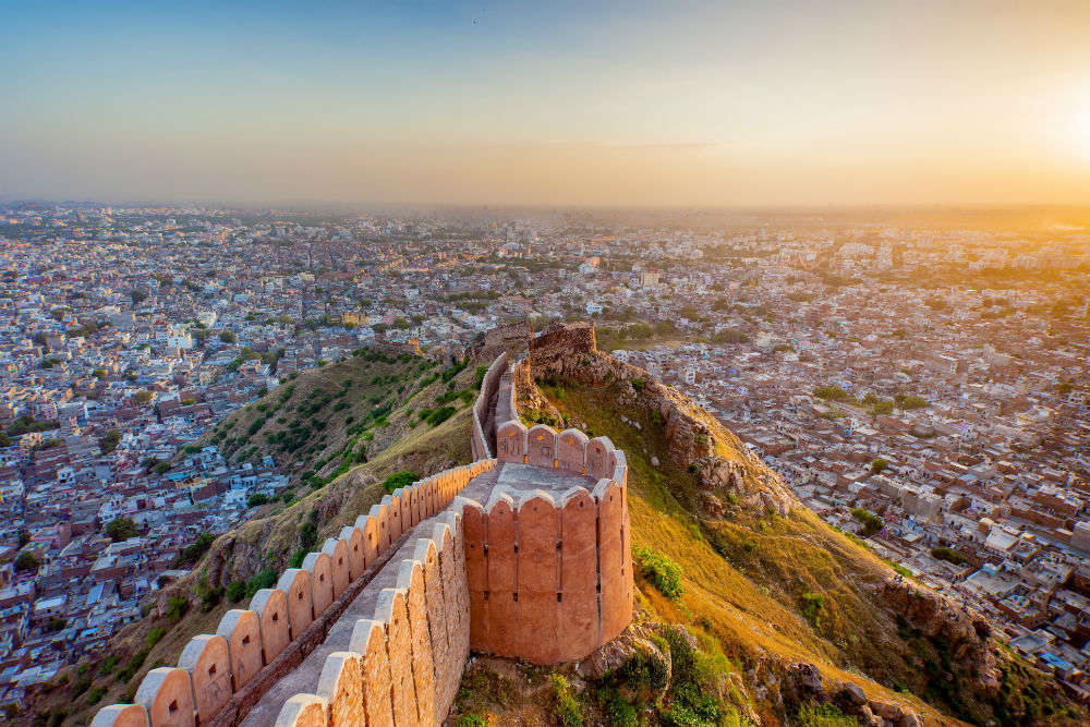Nahargarh Fort in Jaipur to get a sculpture park