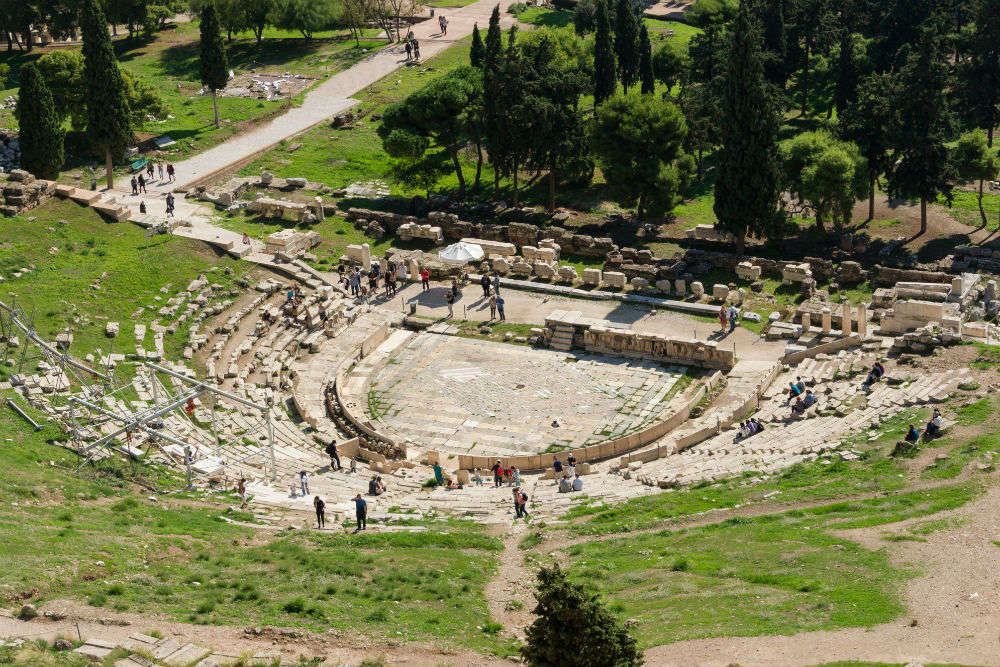 Spectacular ancient theatres around the world that you can still visit