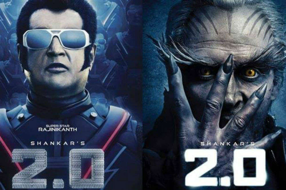 All the Rajni fans, don't miss the chance! Burj Khalifa to lit up with Rajnikanth's picture for 2.0