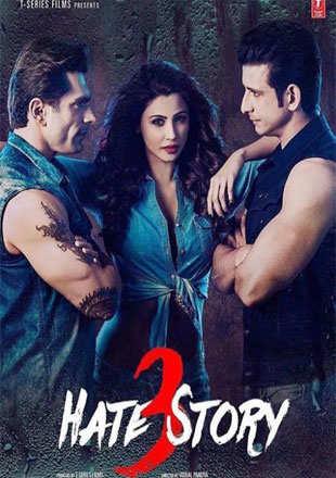 Hate Story 3 (2021) Hindi | Tamil Dual Audio Romantic Movie