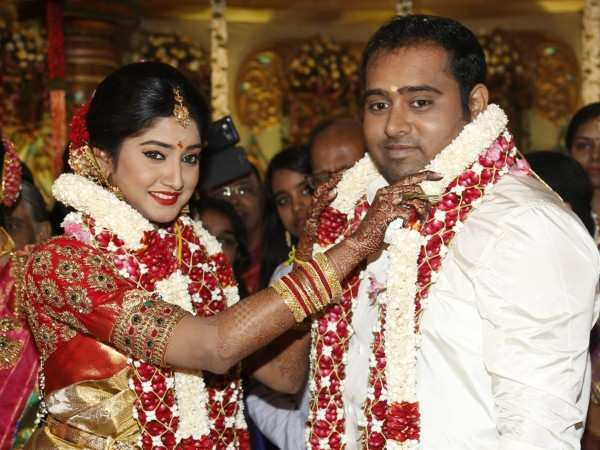 Abinesh And Nandhini Are A Couple