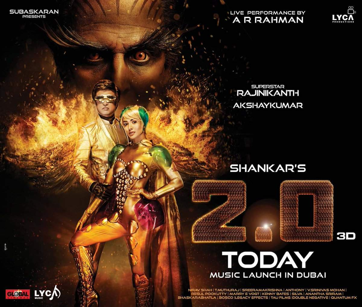 Music Review: 2.0 | Tamil Movie News - Times of India