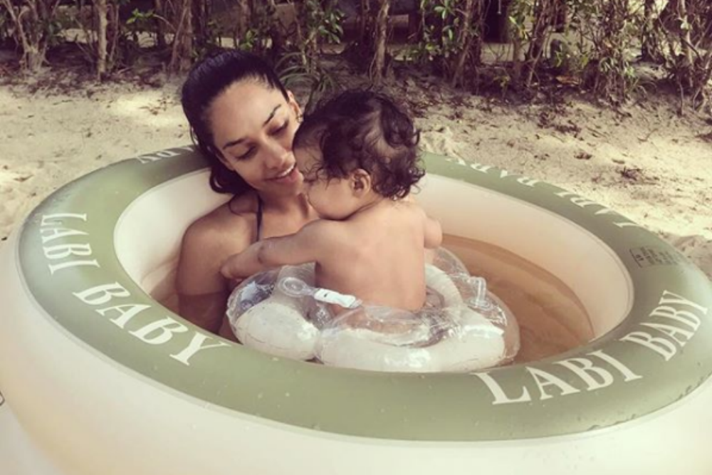 Lisa Haydon's trip photos with her baby boy are simply adorable