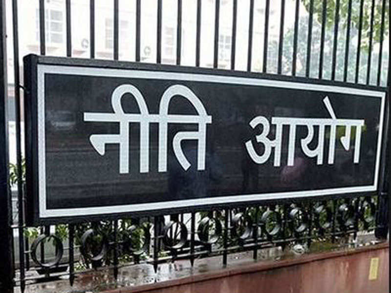 In a first, government's Niti Aayog comes talent-shopping at IIM-C, nets 5 - Times of India
