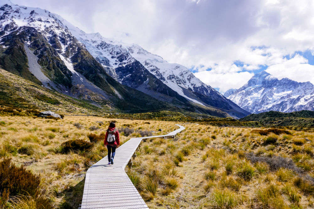 New Zealand introduces new walking routes for tourists