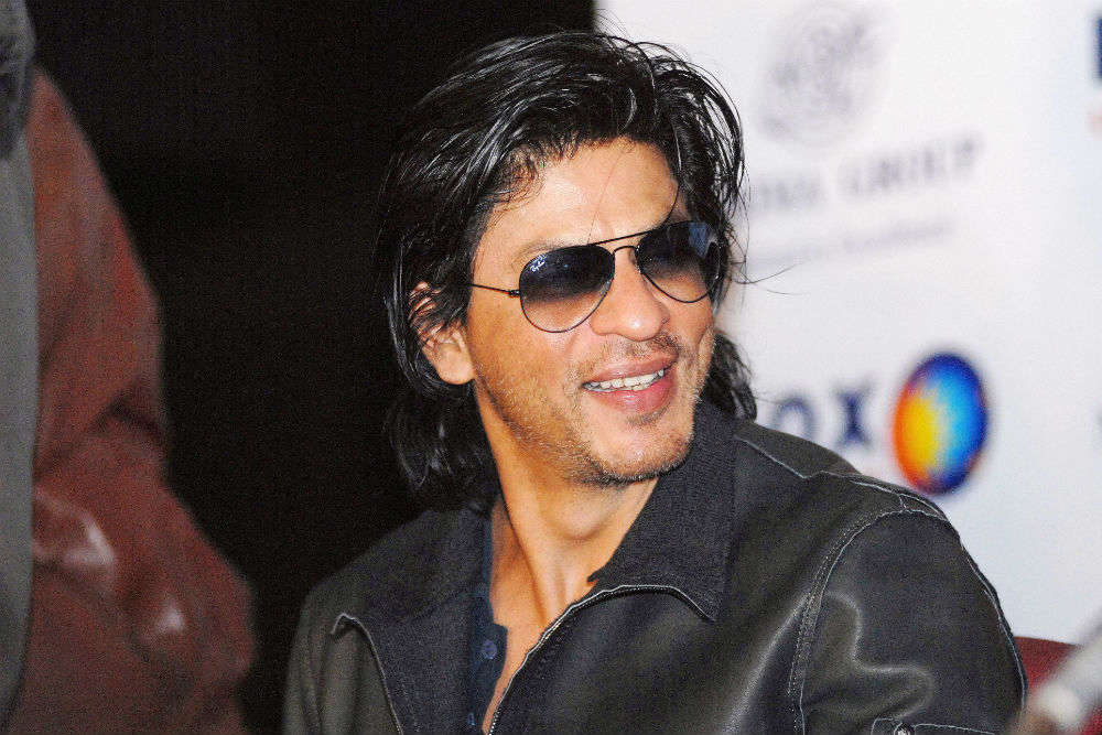 Shah Rukh Khan's birthday pictures from Alibaug are full of stars