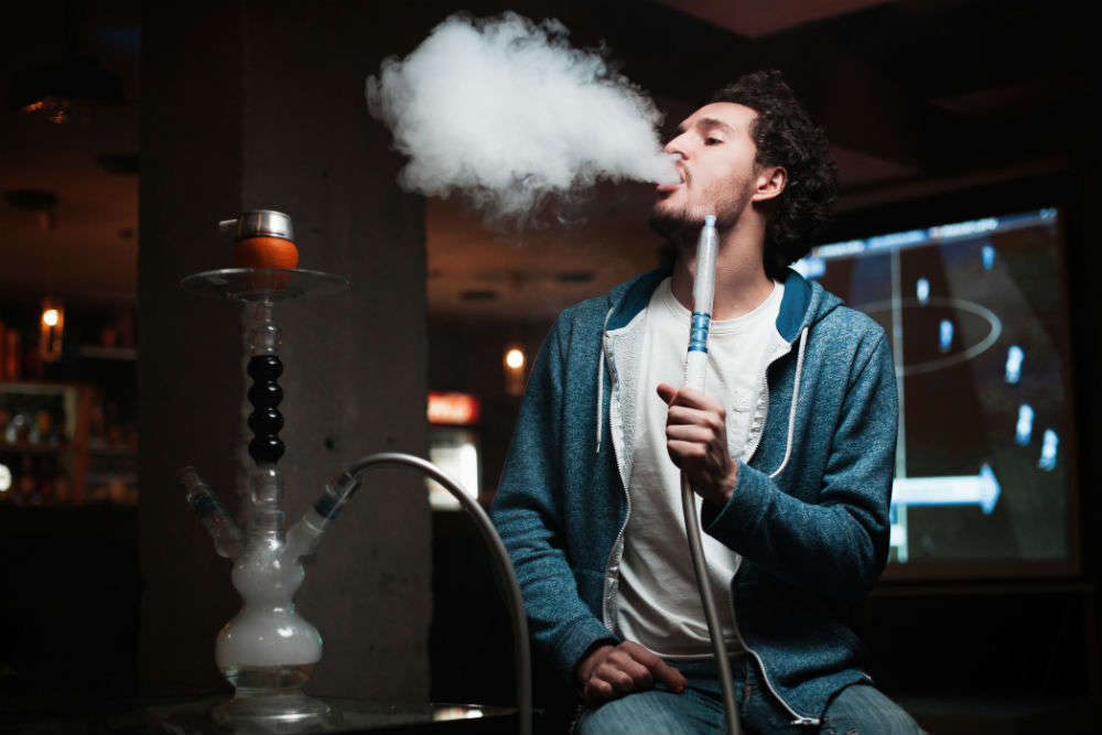 Hookah bars in Delhi get banned by the Delhi Government