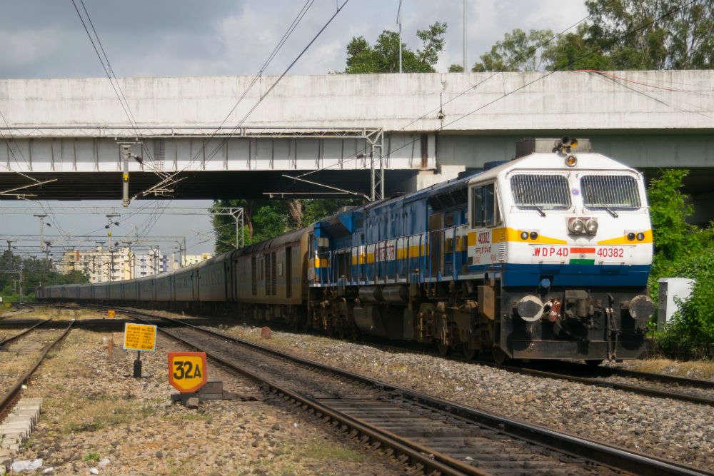 Indian Railways' Swarn project takes wings through the New Delhi-Kathgodam Shatabdi