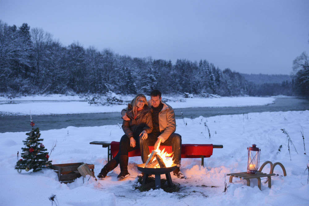 Honeymoon places in India in winter: cool places for winter time romance