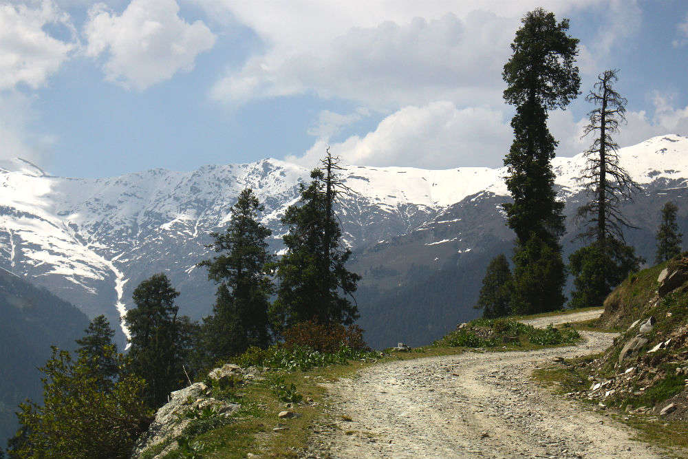 Dare to drive through Pangi Valley—a tough road to heaven