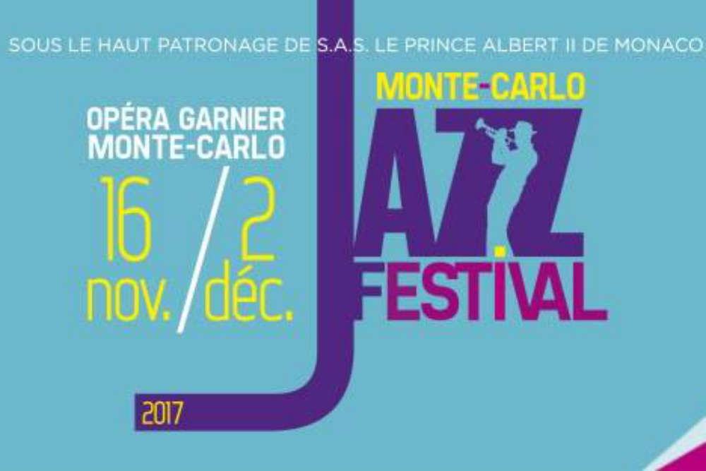 Monaco to host Monte-Carlo Jazz Festival in November