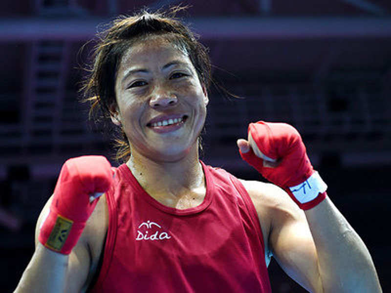 Asian Boxing Championships: Mary Kom marks triumphant ...
