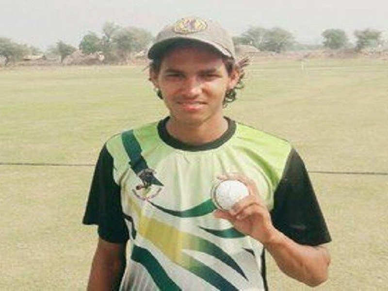 Image result for akash chaudhary cricket