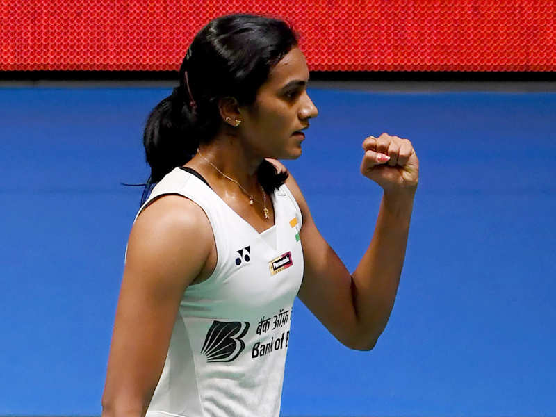 Not chasing No. 1, because I have a lot more to achieve: PV Sindhu - Times of India