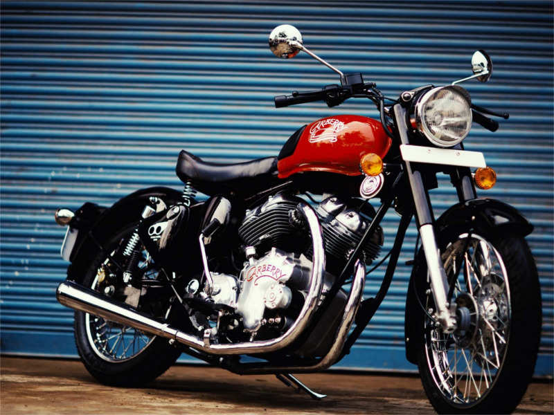 5 Indian roads we wish to watch the Royal Enfield Double Barrel 1000cc glide on