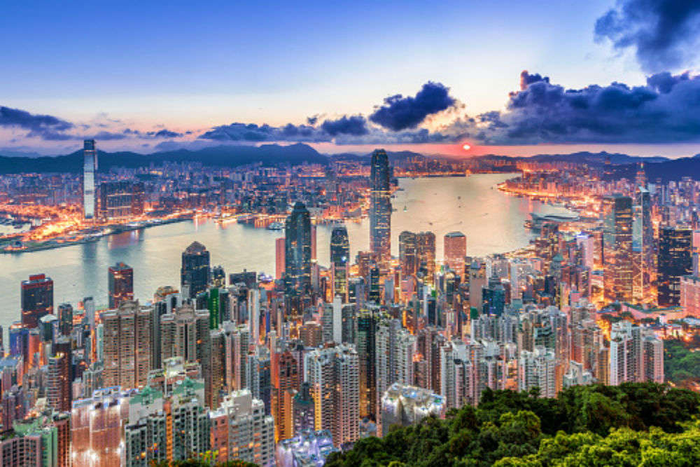 Hong Kong makes it to the top as the best international place to visit