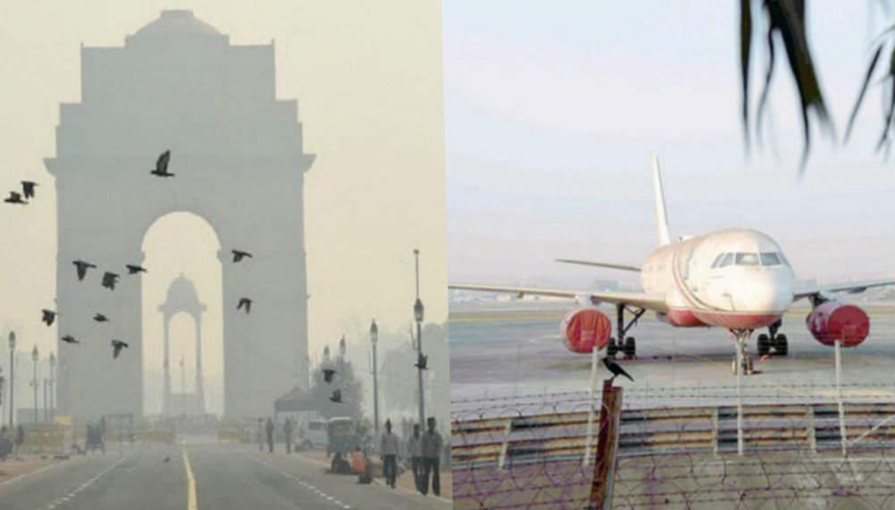 Delhi smog and runway closure at airport to hamper travel plans