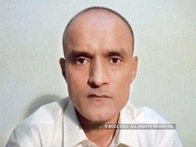 Pakistan to allow Kulbhushan Jadhav a visit from his wife - Times of India