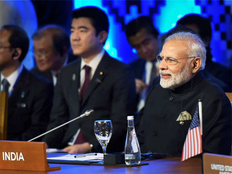 Modi: PM Modi conveys India's commitment to work with East Asia Summit