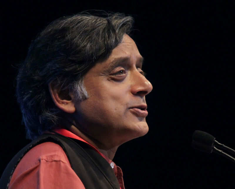 Shashi Tharoor: Shashi Tharoor's typo is common man's lexicon