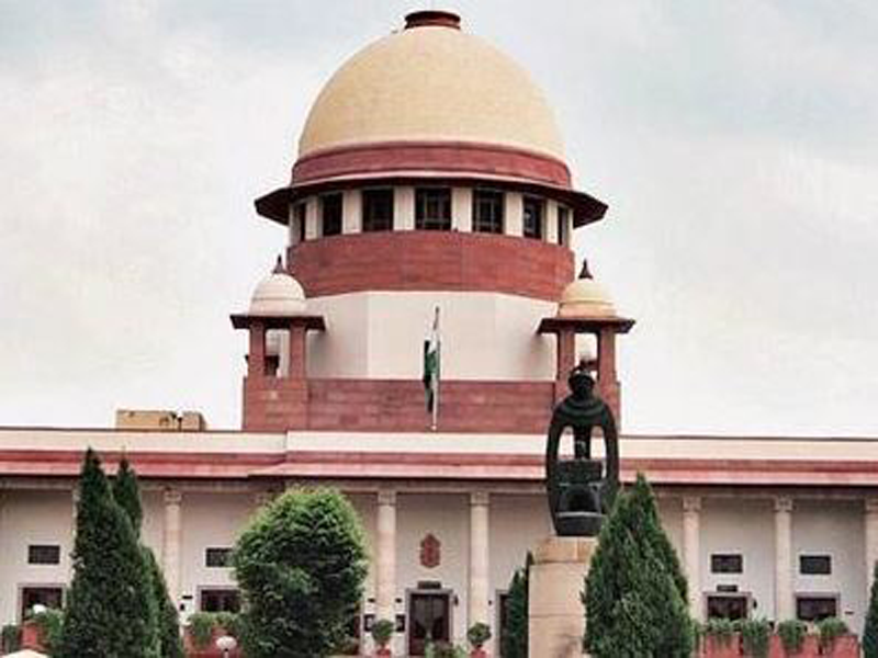 Supreme Court junks plea against judges with a rap on knuckles for advocate - Times of India