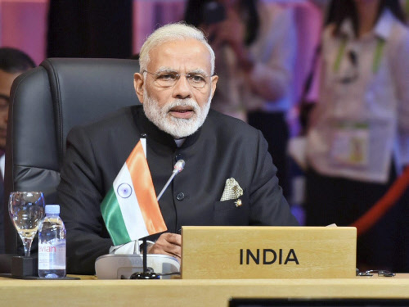 PM Modi pitches for rules-based regional security architecture - Times of India
