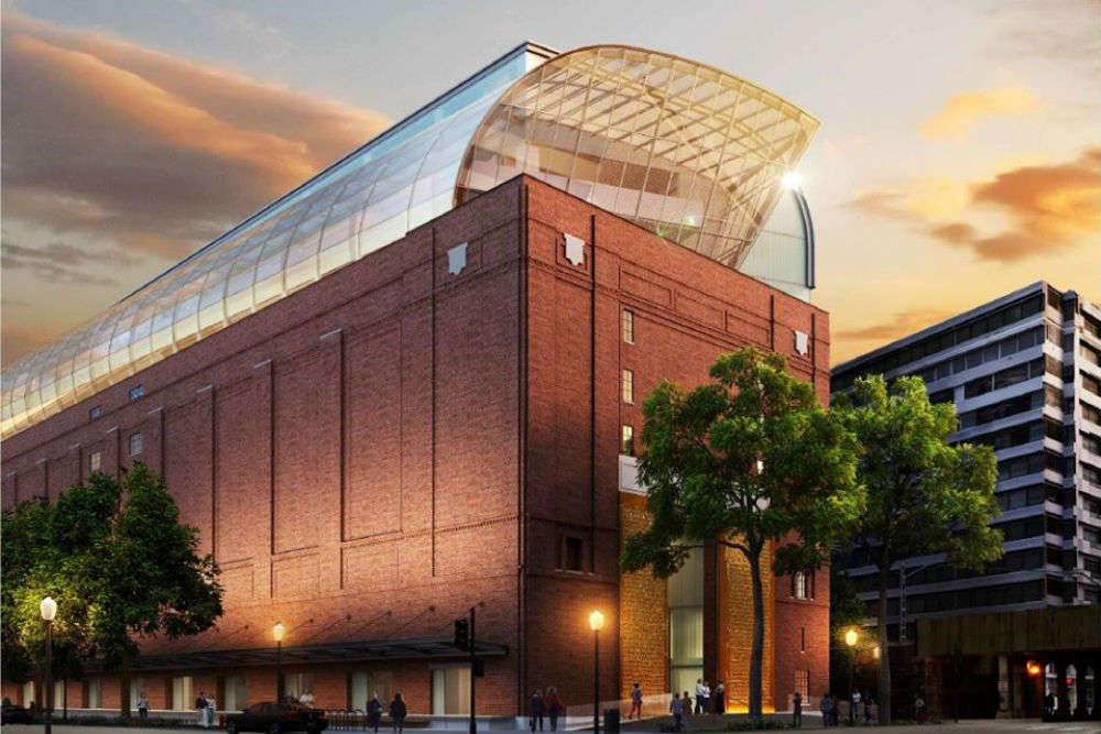High-tech Museum of the Bible ready to open its doors this month