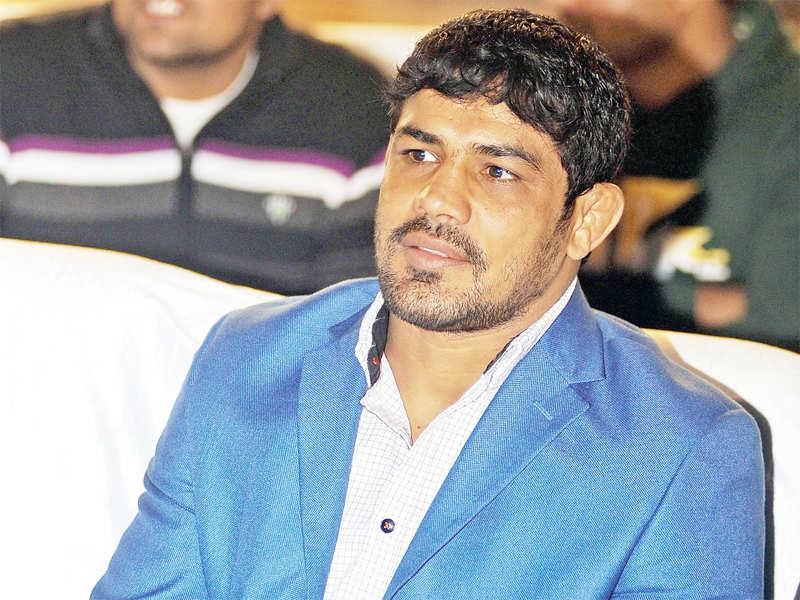 Sushil Kumar: Wrestlin...