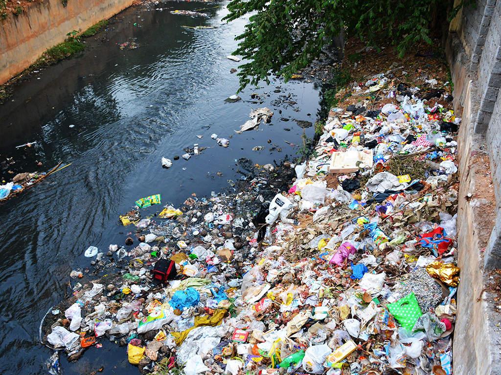 Pollution in kerala
