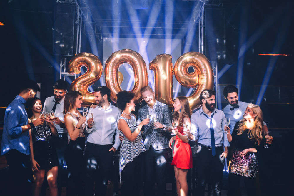 The coolest New Year parties in Delhi this year