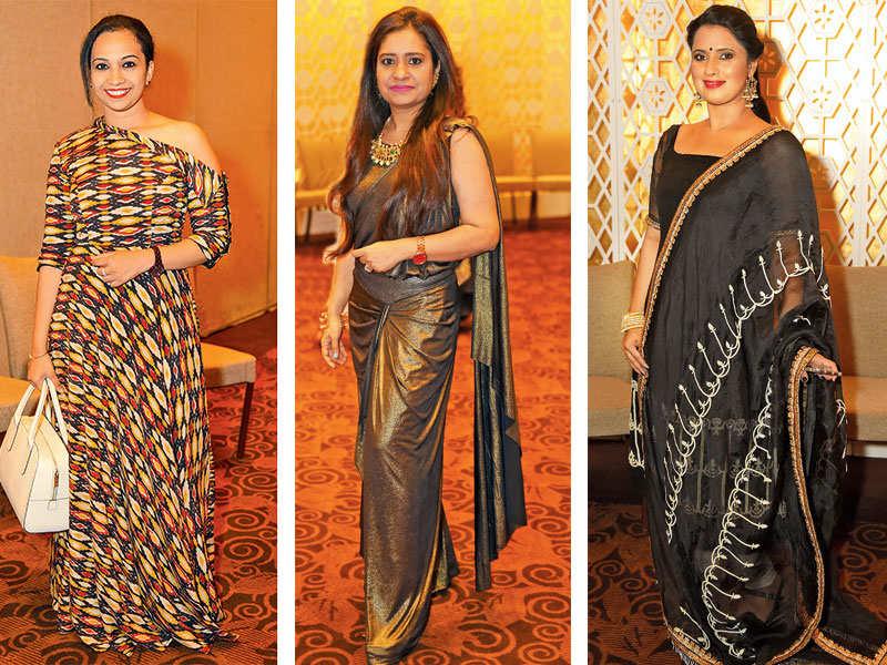 A Glitzy Fashion Fiesta Events Movie News Times Of India