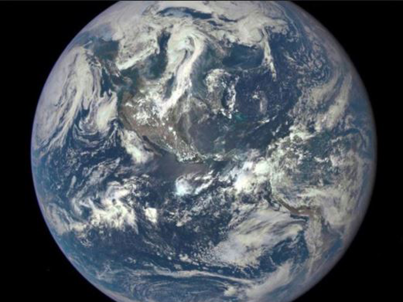 NASA shows how Earth changed in 20 years - Times of India