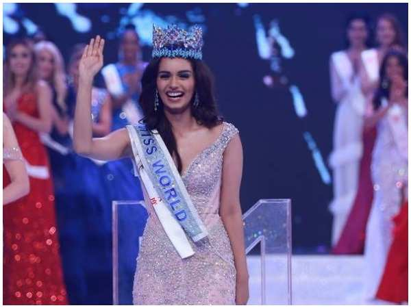 'We always knew Manushi Chhillar had it in her to win the Miss World crown'