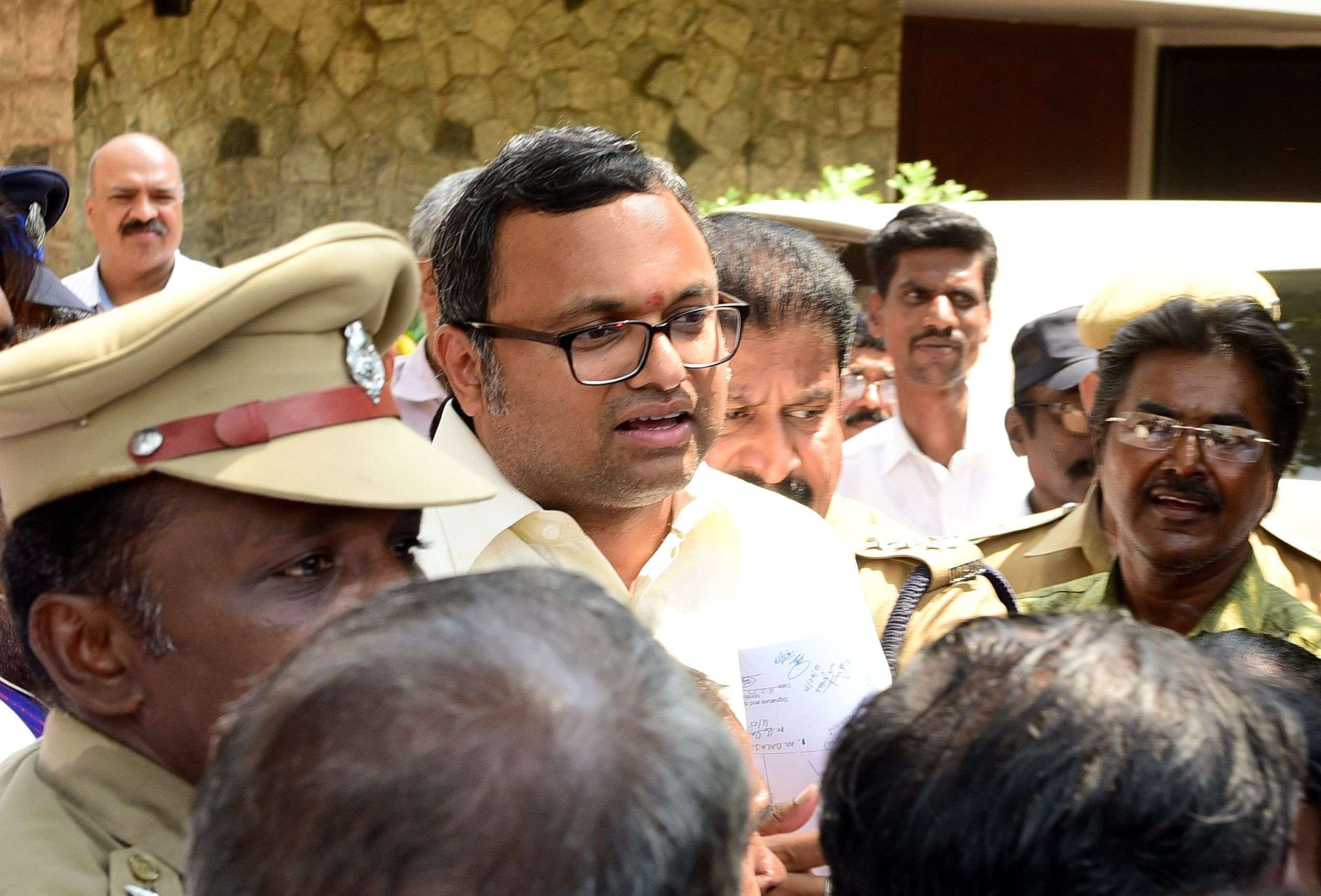 Karti Chidambaram: Supreme Court allows Karti Chidambaram to visit UK, imposes conditions