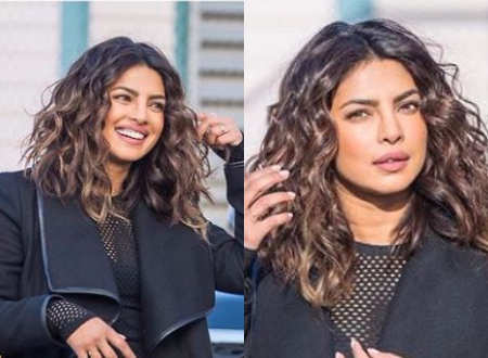 Priyanka Chopra Chops Her Hair Short And You Cant MISS IT